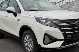 广汽传祺新款GS3实车 外观设计全面革新 搭1.5T发动机