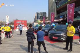 五菱凯捷百城交车牛年春节后市场火热开局