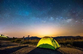 走近猎户座星空露营基地
