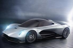 搭载混动系统 阿斯顿·马丁Valhalla将于2023年发布