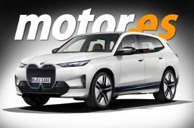i系列旗舰SUV,Model X最强对手,宝马iNEXT曝光