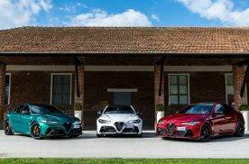 极致轻量竞技化,售价必将不菲,Giulia GTA全球首发
