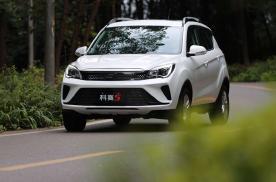 这款6万元自动挡SUV,动力真不肉,空间真不小,还是大品牌!