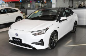 广汽本田电动轿车EA6上市,售价16.78万起