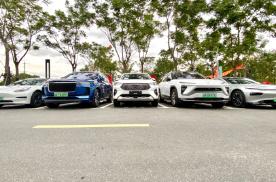 五辆智能车同台竞技 究竟谁的车机更好用?