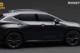 全新雷克萨斯NX实车曝光 外观内饰大改 豪华感明显提升