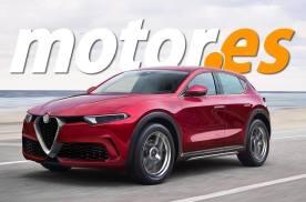 你还会期待吗?阿尔法·罗密欧全新小型SUV 2023年将投产