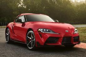 全新丰田SUPRA将于11月1日国内正式发布