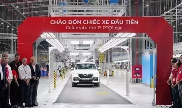 越南首款国产SUV,颜值不俗,搭载2.0T动力,引入国内能火吗?