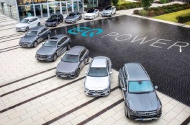 坚定电动大趋势,押宝纯电新能源,奔驰拒绝参与合成燃料研发