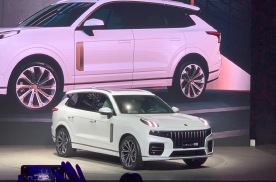 领克09全球首发亮相 全新旗舰SUV 预计第四季度上市