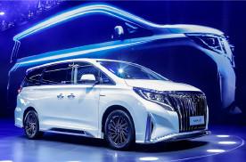 全维升级/增配不增价 传祺M8北京车展上市17.98万起售