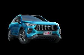 新车|哈弗品牌全新紧凑型SUV赤兔官图正式公布