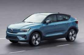 新车速递 | 设计更加时尚 沃尔沃C40纯电动轿跑SUV亮相