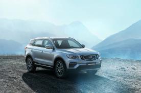 吉利汽车6月销量发布,总销11万辆同比增21%,SUV超7万