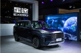 """星途揽月遭遇""""对手""""? 上海车展多款重磅SUV车型曝光"""