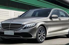 2021款奔驰C级正式上市 售30.78万元起 推出新增车型