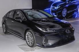 一汽丰田ALLION中文名为亚洲狮 搭载2.0L发动机