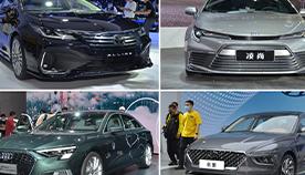 这些新车值得等待 广州车展重点轿车盘点