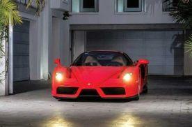 当年买不到的法拉利Enzo,已经成了跑车界的理财产品