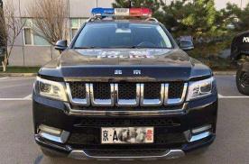 最贵的国产SUV BJ90,顶配卖128.8万,装奔驰发动机
