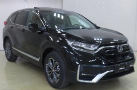 东风本田新款CR-V将6月份上市 两种动力供选择