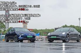 菲斯塔纯电动 VS Model 3:每公里续航节省204元