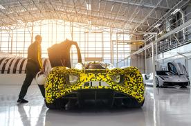 路特斯再次迎来品牌重生计划重要节点 EVIJA全新工厂揭幕
