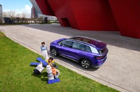 七座纯电SUV起售价不到24万,上汽大众ID.6 X来了