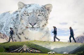 开着牧游侠,科考穿越澜沧江,幸运拍摄到雪豹!