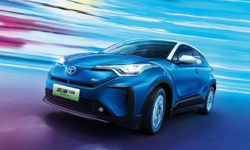 丰田全球普及电动车,奕泽E进擎在中国按下开始键