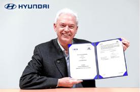 现代汽车联合英力士集团签署谅解备忘录 发力氢能源生态圈建设