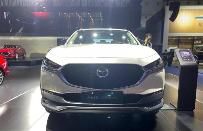 """《【华宇app注册】""""油改电""""的马自达CX-30 EV,能在新能源市场博出多大赢面?》"""