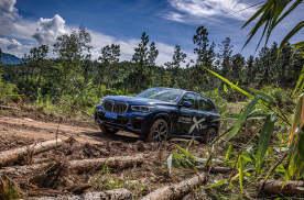 2020 新BMW X5雨林体验季正式开启