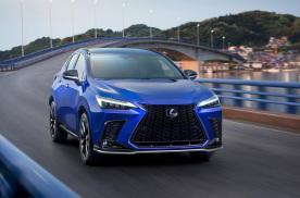 细聊全新一代雷克萨斯NX 科技感提升明显,新增2.4T和PHEV车型