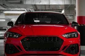 激情的运动感 新款奥迪RS 5 Sportback实车