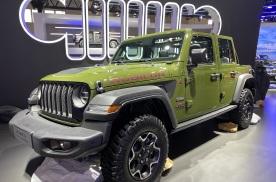 Jeep牧马人最强车型来了 全车四把锁 车顶可拆卸