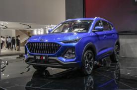 厚积薄发 2020北京车展实拍全新旗舰型SUV思皓X8