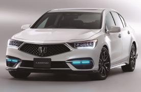 本田在日本推出具备L3级自动驾驶辅助系统车型