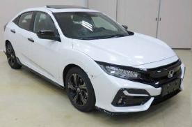 东风本田思域两厢版开启预售,新车将于今年7月下旬上市
