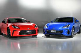 丰田联手斯巴鲁,打造全新GR86,6速手动+水平对置发动机