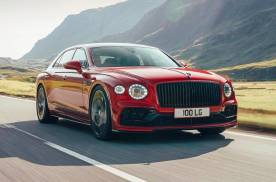 满足你对豪华轿车的一切想象——全新宾利飞驰V8