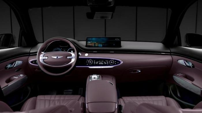 「韩系动向202」捷尼赛思GV70,豪华运动中型SUV