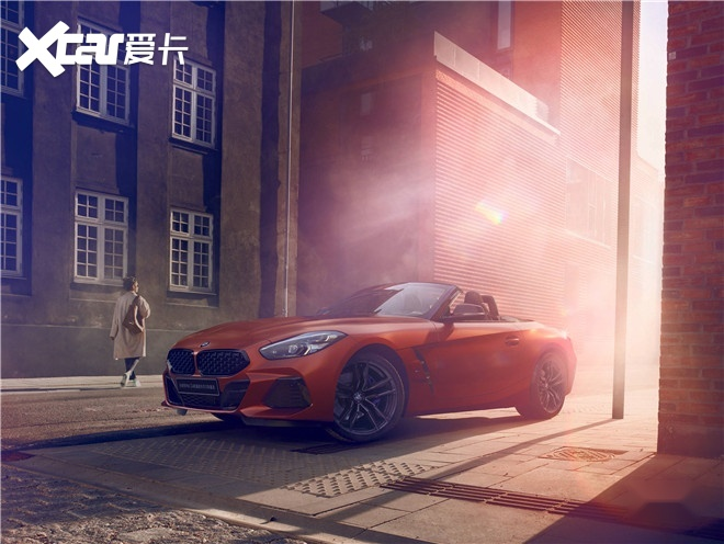 全新BMWZ4敞篷跑车烈日限量版燃情上市-爱卡汽车爱咖号