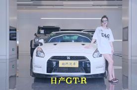 日产GTR外号东瀛战神 实至名归 你值得拥有!_
