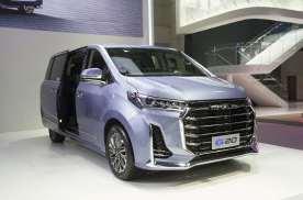 北京车展连发三款MPV,预售26.98万起,谁这么硬核?