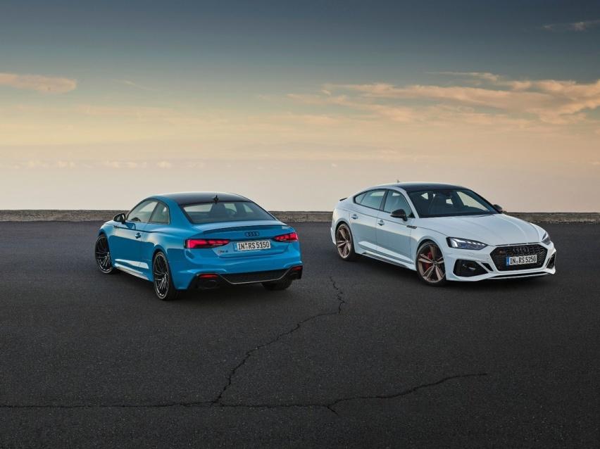 新款奥迪 RS 5 家族