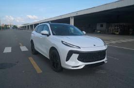 风行T5 EVO最新消息曝光 将广州车展发布 明年3月上市