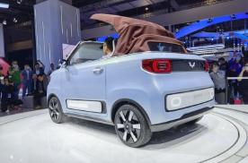 上海车展最受女生欢迎的敞篷电车,预计2022年量产