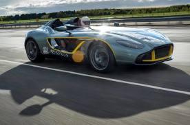 阿斯顿·马丁V12 Speedster即将亮相,仅限量88台